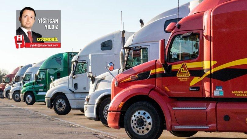 Elektrikli kamyonlar