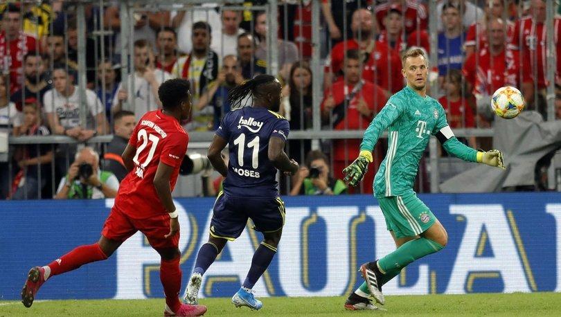 Van Hooijdonk'tan Bayern Münih maçı yorumu: Şaşırtıcı değil