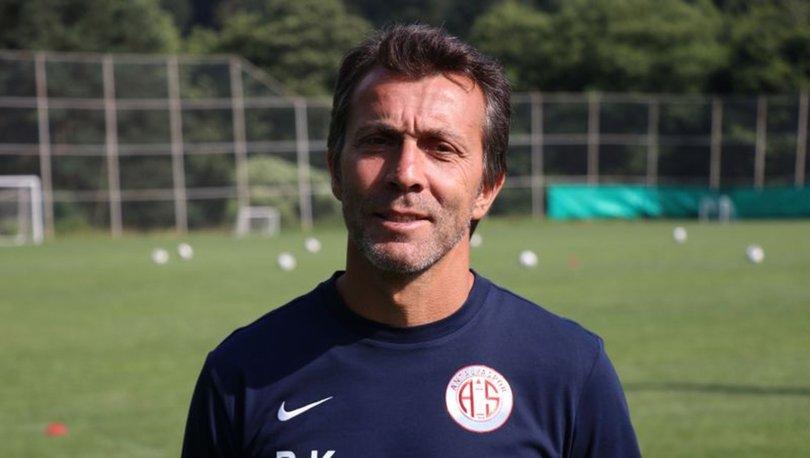 Bülent Korkmaz: Türk futbolu altyapıyla gelişir