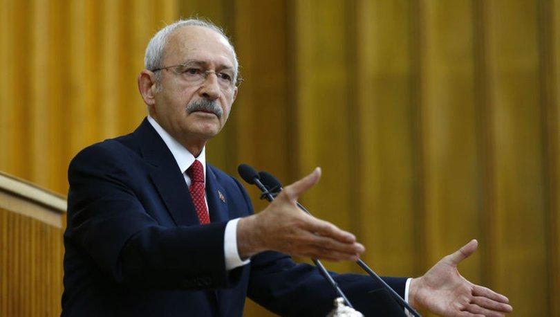 SON DAKİKA! CHP'den Siyasi Etik Yasası Teklifi