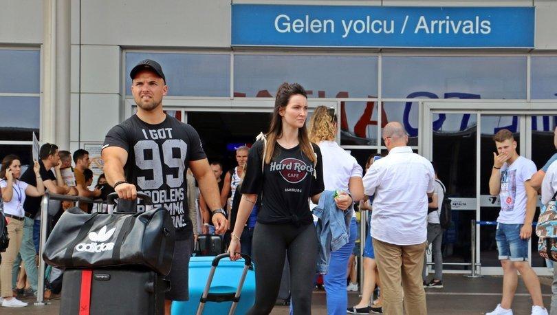 İlk 6 ayda 18 milyon yabancı ziyaretçi haberler