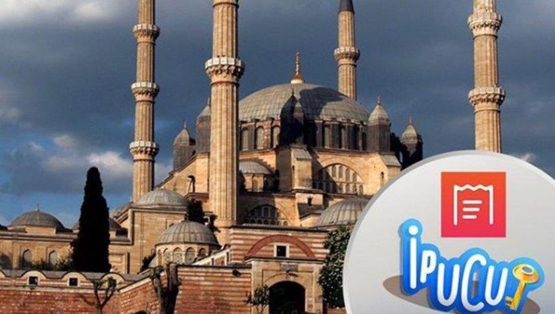 Hadi ipucu 31 Temmuz: Mimar Sinan'ın ustalık eserim dediği cami hangisidir? 20.30 Hadi sorusu