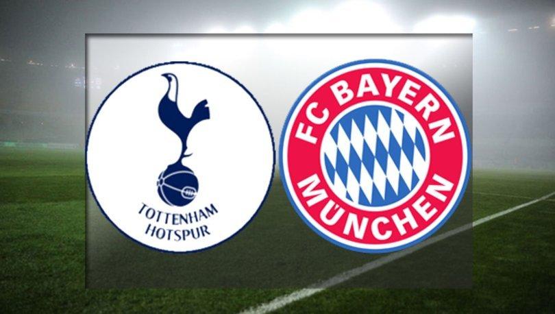 Tottenham Bayern Münih maçı saat kaçta, ne zaman? Audi Cup Tottenham Bayern Münih maçı hangi kanalda?