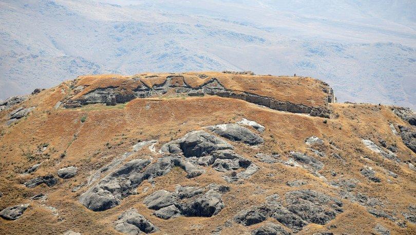 2 bin 750 yıllık nekropol