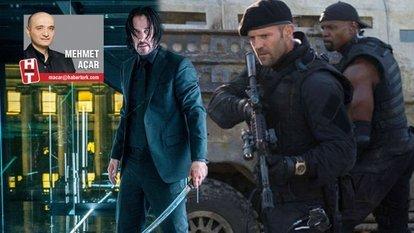 Son 10 yılın en iyi 'saf aksiyon' filmleri