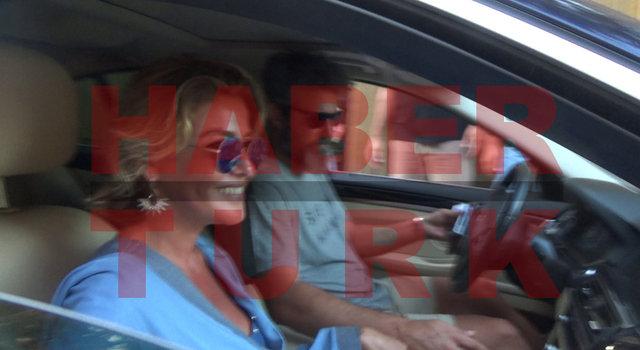 Gülben Ergen yeni sevgilisi Emre Irmak ile görüntülendi - Magazin haberleri