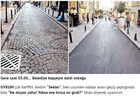 Ahmet Hakan'ın yazısındaki fotoğraflar
