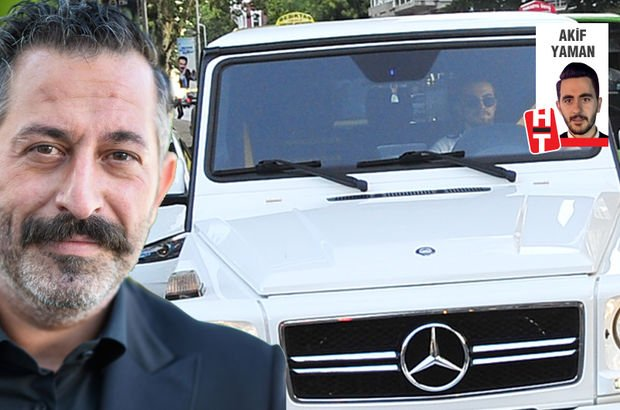 Cem Yılmaz arabasını satıyor