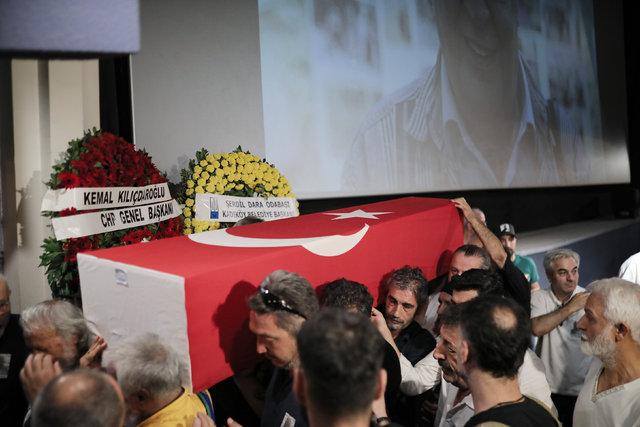 Usta oyuncu Cengiz Sezici'ye veda! Cengiz Sezici hayatını kaybetti - Magazin haberleri