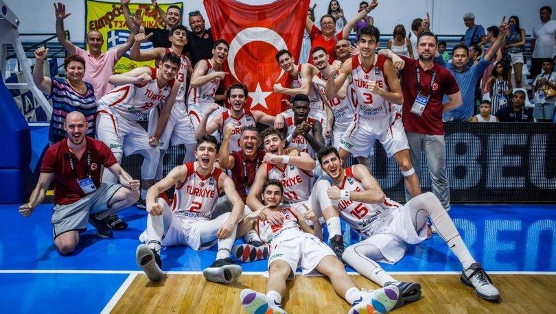 18 Yaş Altı Basketbol Erkek Milli Takımı