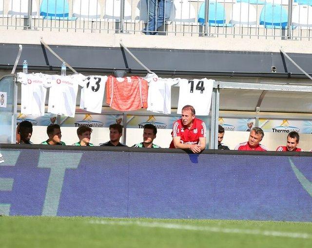 Vincent Aboubakar ve Konoplyanka'da sona gelindi! Beşiktaş'tan son dakika transfer haberleri