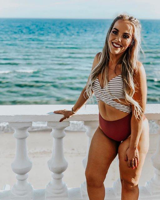68 kilo veren Desiree Alexis-Kae Mize başarısıyla ilham oluyor!