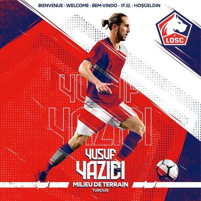 Yusuf Yazıcı 20 saniyede keşfedildi, üç rekor rekor kırdı! Trabzonspor'dan Lille'e transfer oldu!