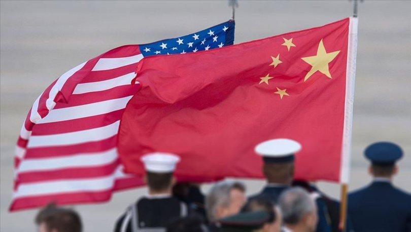 son dakika ABD-Çin