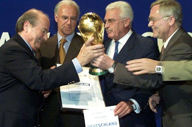 2006 Dünya Kupası üzerinde milyon euroluk gölge!