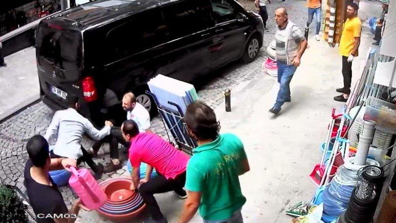Son dakika... İstanbul'da dehşet anları! Otel müşterisi çalışanı bıçakladı! - Haberler