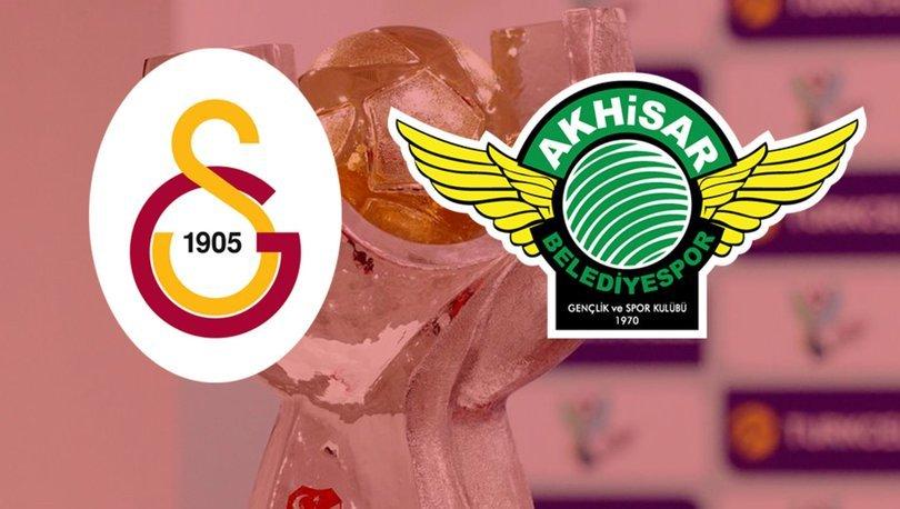 Galatasaray ile Akhisarspor
