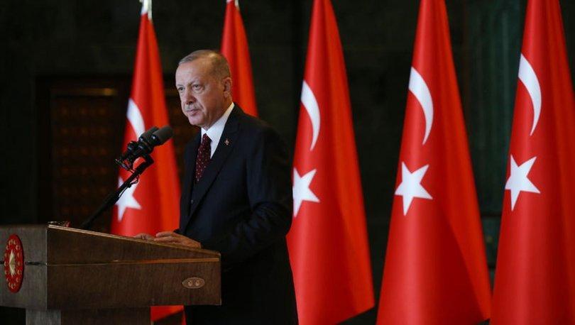 Son dakika... Cumhurbaşkanı Erdoğan: ABD'den gerçek müttefike yakışan adımlar bekliyoruz