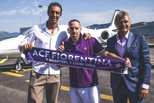 Ribery'nin yeni takımı açıklandı! Son dakika transfer haberleri