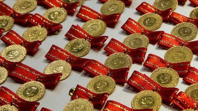 Altın fiyatları SON DAKİKA! Bugün çeyrek altın gram altın fiyatı düşüşe geçti! 8 Ağustos altın