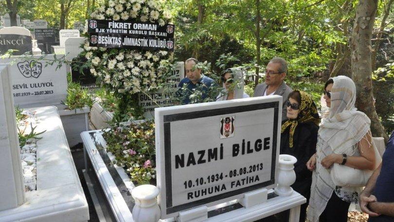 Nazmi Bilge Kabristan