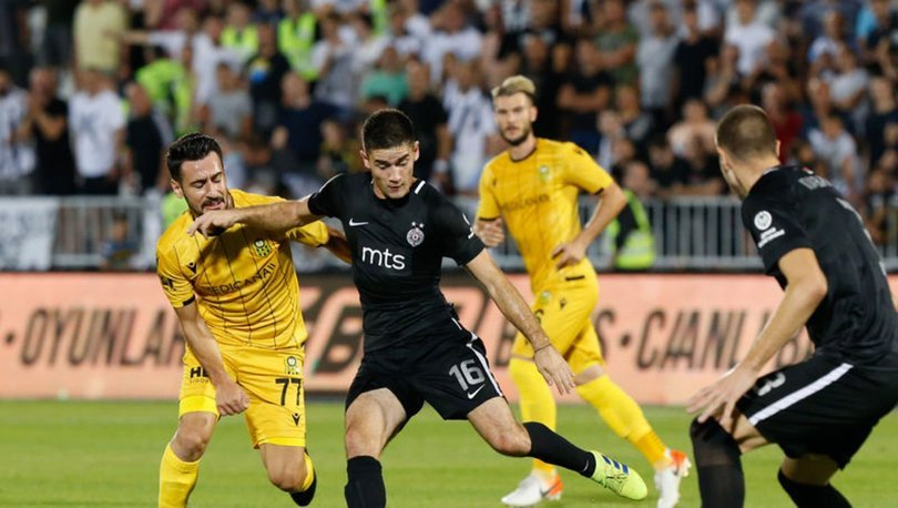 Partizan - Yeni Malatyaspor