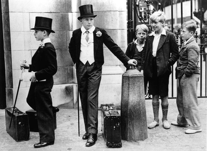 Birleşik Krallık sene 1937...