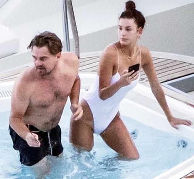 Leonardo DiCaprio sevgilisiyle görüntülendi - Magazin haberleri