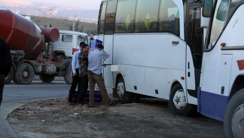 otobüs yağ