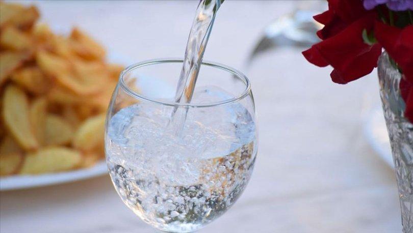 Florür katılmış içme suyu