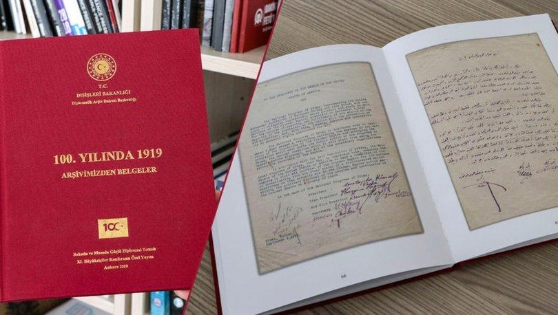 Milli Mücadele dönemi belgeleri