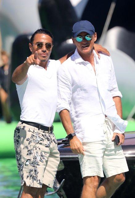 Nusret ve Roberto Mancini bir arada - Magazin haberleri