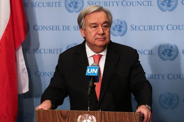 Guterres, Libya'daki saldırıyı kınadı