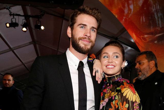 Miley Cyrus ile Liam Hemsworth boşandı - Magazin haberleri
