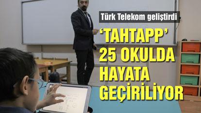 TahtApp uygulaması