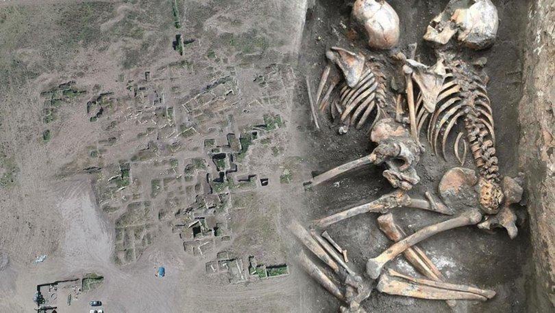 Anadolu´nun 5 bin yıllık ilk şehir yapılanması