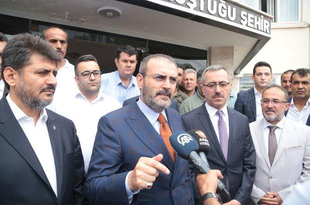 """""""Türkiye dayanıklılık testini başarıyla bitirdi"""""""