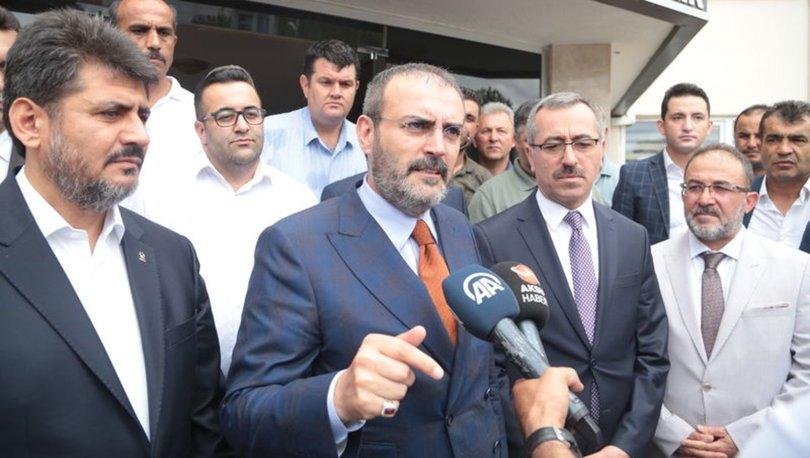 AK Partili Mahir Ünal: Türkiye dayanıklılık testini başarıyla bitirdi