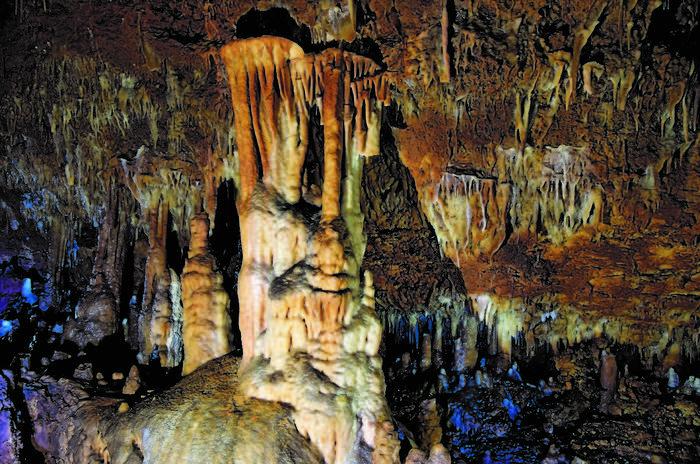 İncesu Mağarası