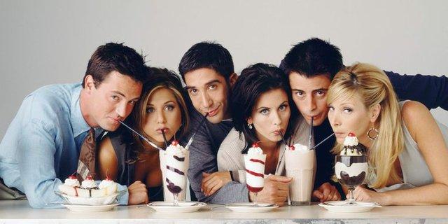 'Friends' sinemalarda