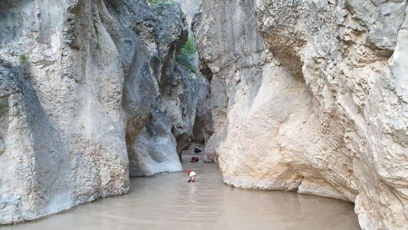 Harmankaya Kanyonu