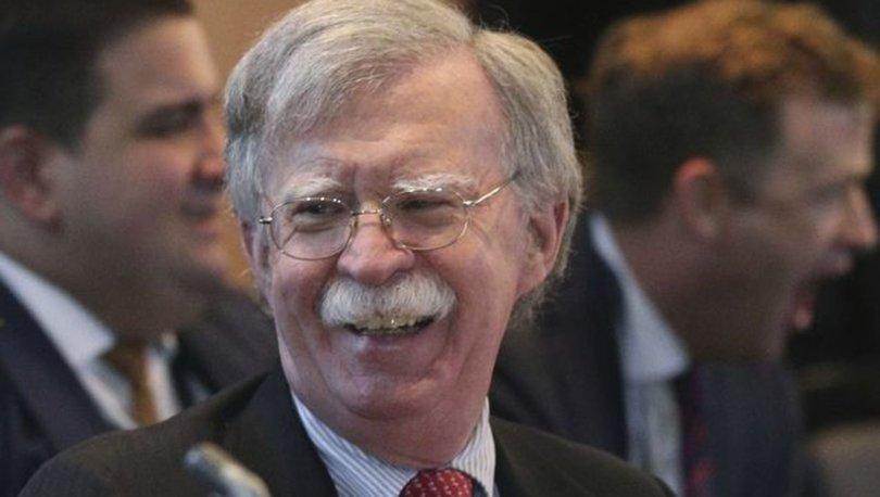 ABD Ulusal Güvenlik Danışmanı John Bolton