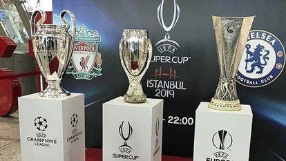 Liverpool-Chelsea Süper Kupa finali