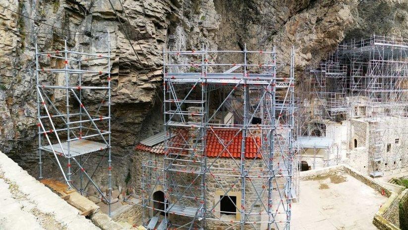 15 Ağustos'ta Sümela'da ayin yapılamayacak