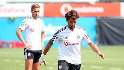 Beşiktaş, Sivasspor maçının hazırlıklarını sürdürdü
