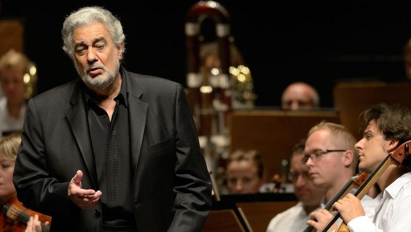 Dünyaca ünlü opera sanatçısı Placido Domingo'ya 9 kadından cinsel taciz suçlaması