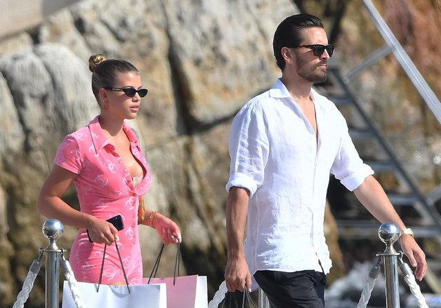 Sofia Richie ile Scott Disick'in aşk tatili - Magazin haberleri
