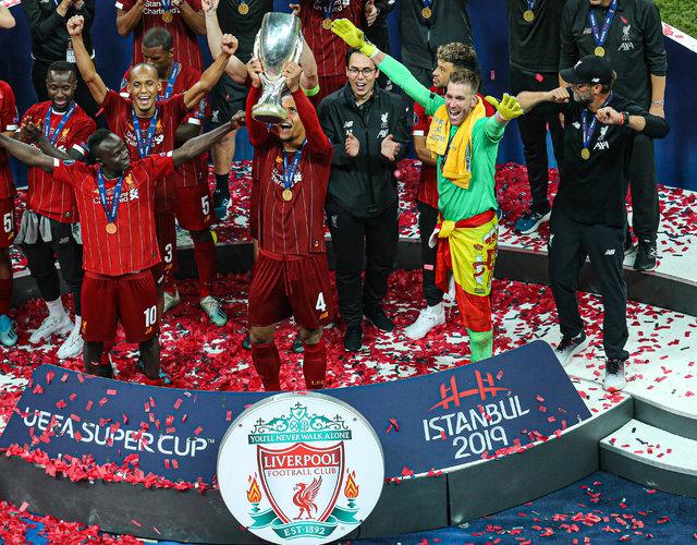 Süper Kupa'nın sahibi Liverpool oldu! İşte tüm detaylar...