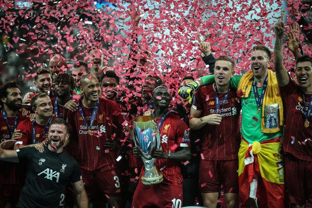 Liverpool'un yıldızları İstanbul'a hayran kaldılar