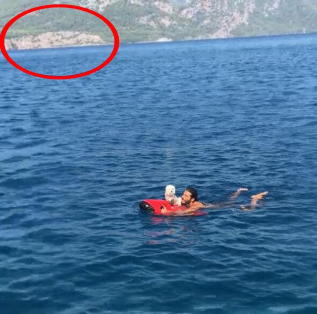 Can Yaman ile Demet Özdemir tatilde - Magazin haberleri